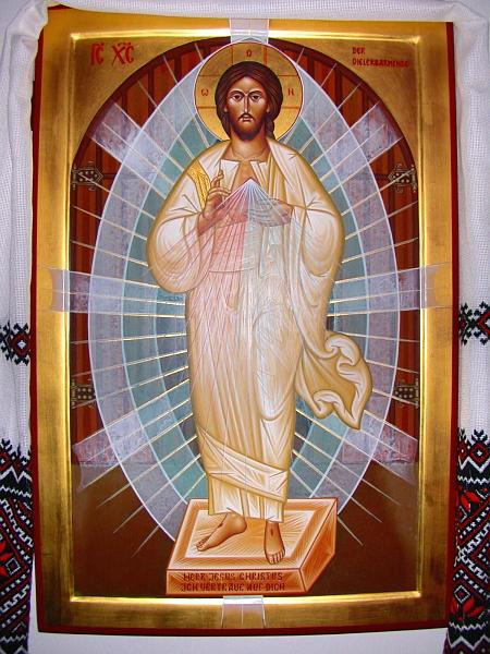 Barmherzigkeit Jesus